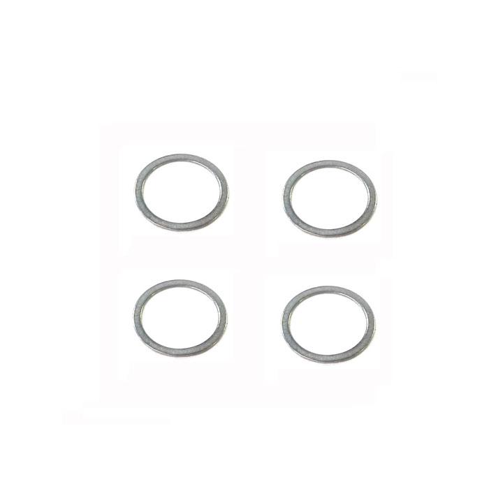 シム 10.8-12.8-0.5 ステン4枚 シマノ ダイワ 向け マグシールド ベアリング キャンセル