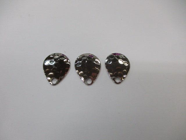 ブレード コロラドハンマード 銀 #1 (3個) フロッグ 日本の部品屋さん 雷魚 ライギョ チューニング