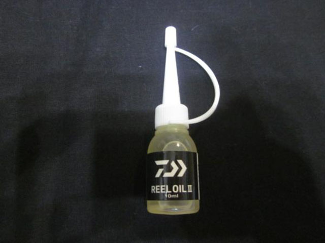 ダイワリールオイル2 単品 [10ml] シマノ/アブ等のオーバーホールに!