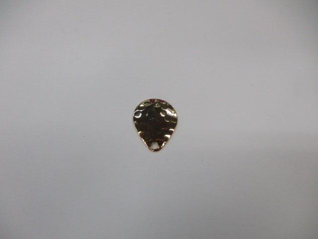 ブレード コロラドハンマード 金 #2 (1個) フロッグ 日本の部品屋さん 雷魚 ライギョ チューニング