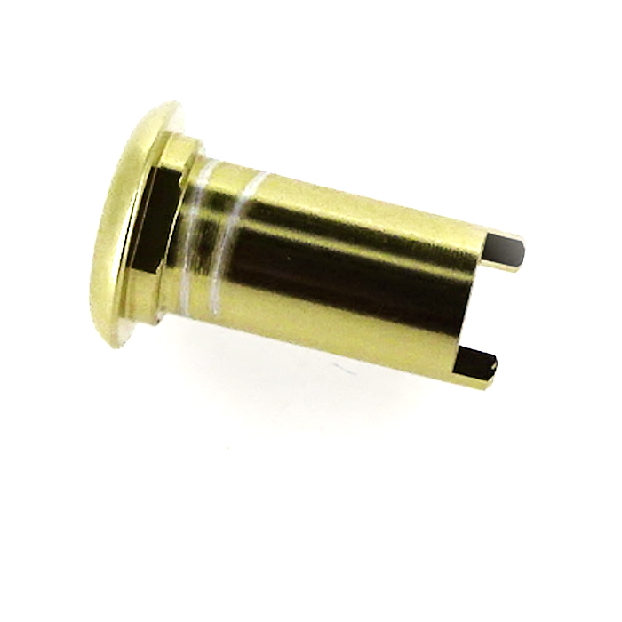 アーム固定軸 金 シマノ純正 ラインローラー用部品 ステラ ツインパワー バンキッシュ