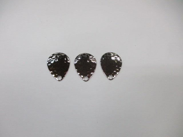 ブレード コロラドハンマード 銀 #3 (3個) フロッグ 日本の部品屋さん 雷魚 ライギョ チューニング