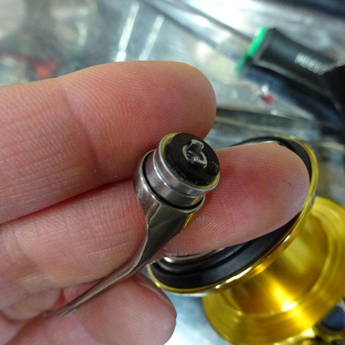 1個 フランジ型樹脂シム 4-5/7.6-1.2/0.9 コアプロテクト18規格用 シマノ純正 ステラ バンキッシュ
