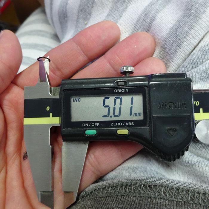 シム 5-6.7-0.25 樹脂1枚 シマノ純正 ラインローラー アーム固定軸裏シム 18コアプロテクト