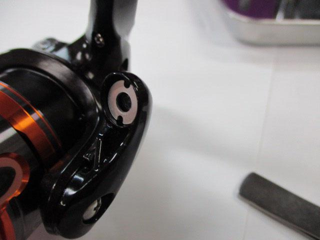 シマノ向 4mm用 ラインローラー 2BB ダブルベアリング化キット[NMB:DDL740ZZ-2個,ブッシュ2個,0.8シム1枚,0.2シム3枚]