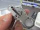 ヘイグ リールレンチ 10/11mmメガネ コインドライバー 4/5mmノブシャフト計測 ドライバー 雷魚 カゴ アブ 工具