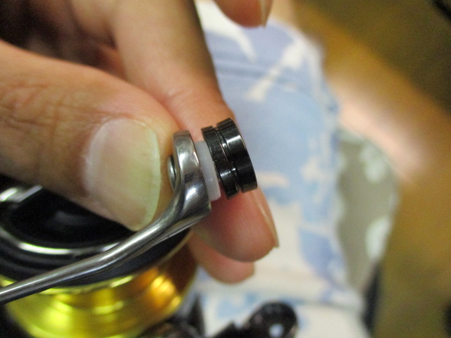 シマノ向け ラインローラー コアプロテクト キャンセルキット [15&18規格対応] 香川塩ビ工業製