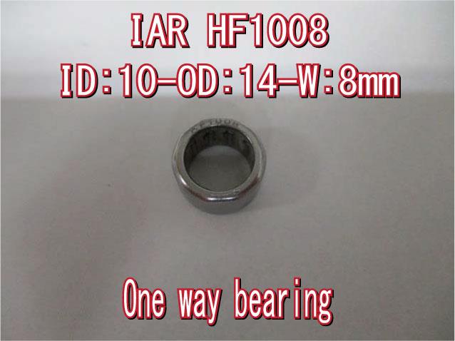 IAR 単体 HF1008 ワンウェイクラッチ ローラー ベアリング 6500 5500 4600 3500 2500 1500 雷魚 カゴ アブ