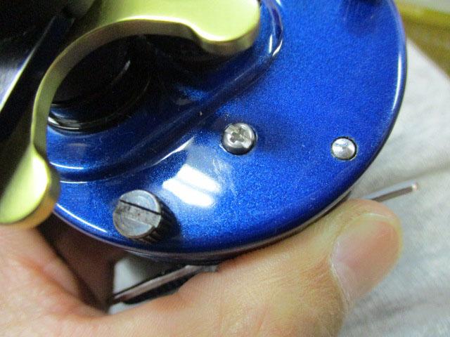 ビス 丸アブ対応 カップ固定用 ステン製 プラスマイナス ビス M2.5-0.45P-2本,M2.0-0.4P-3本 6500 6501 5500 4600 アブ