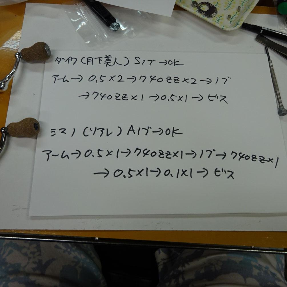 [2個][平ノブ] コルクノブ パワーハンドルノブ 雷魚かごジギング ダイワ/シマノ 向け 汎用4mmタイプ