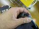 青ブルー AMO製 ノブキャップリムーバー アブ/ダイワ/シマノ 雷魚 カゴ ジギング リール カスタム 6500