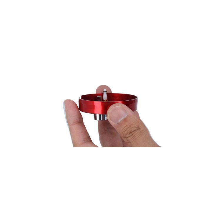 サイドカップナットセット クロム アベイル製 2500用 サムナット 2500 2501 1500 1501 2600 2601 アブ フィネス