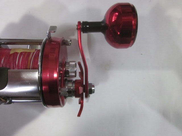 [55mm] 1穴赤赤ショートエルゴ