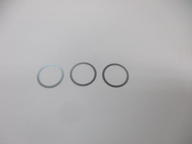 シム 10.8-12.8-0.01 ステン3枚 ドラグ ドライブシャフト シマノ ダイワ 向け