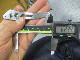 2穴 クリエルゴ銀 アブ/ダイワ/シマノ M7の場合:アダプタ必要向け カスタムパワーハンドル ナット別売 雷魚 カゴ