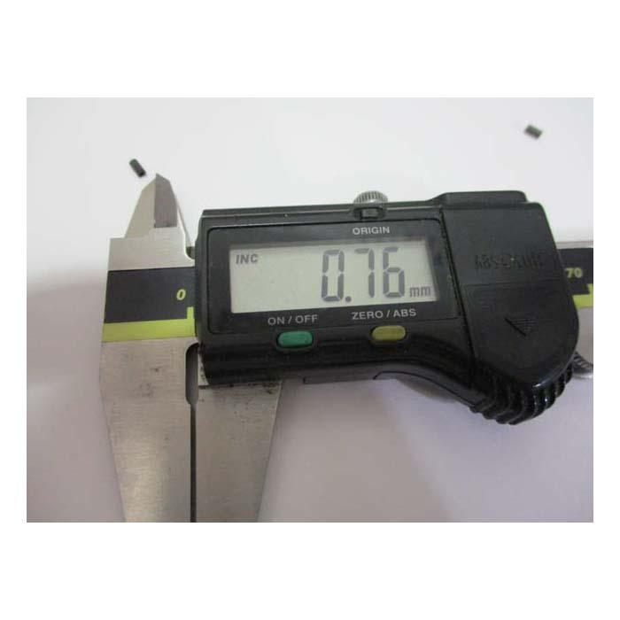 アブ アベイル極小4個 2500C用 遠心 ブレーキブロック #10267互換 要加工4600,5500,6500もOK 雷魚カゴ