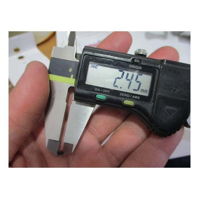 アブ アベイル小4個 2500C用 遠心 ブレーキブロック #10267互換 要加工4600,5500,6500もOK 雷魚カゴ