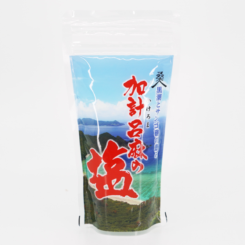 奄美大島 加計呂麻の塩 150グラム