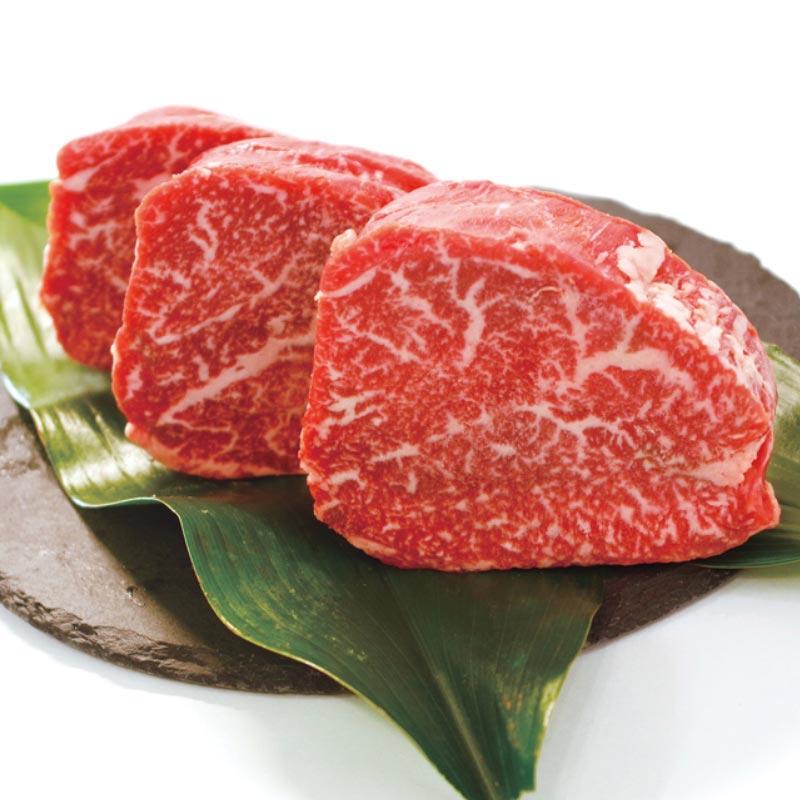 鹿児島県産黒毛和牛フィレ 500グラム/送料込/冷凍便