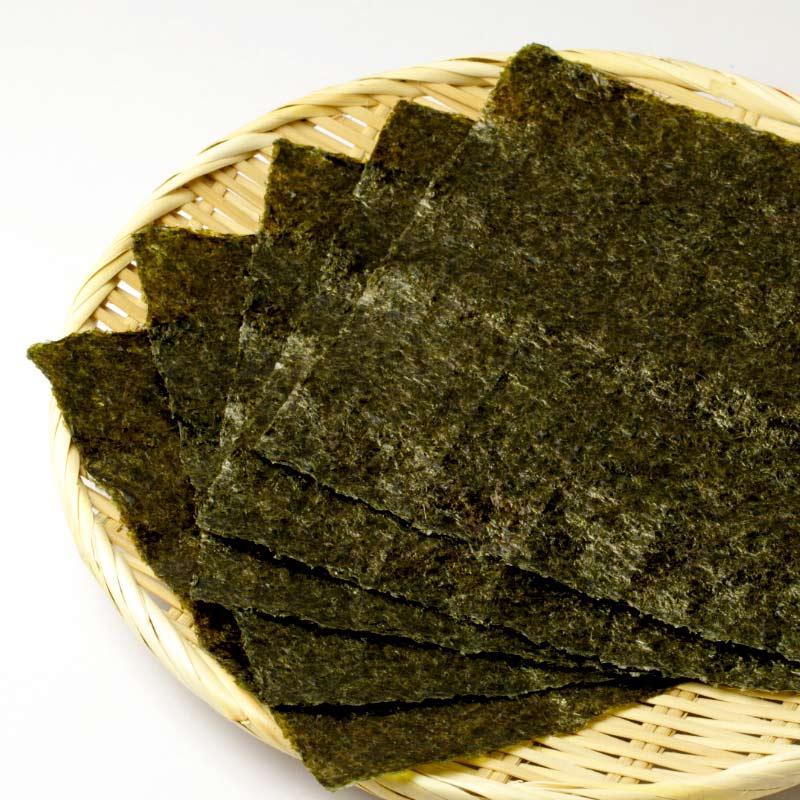 出水天恵海苔 焼のり薫(半型)20枚