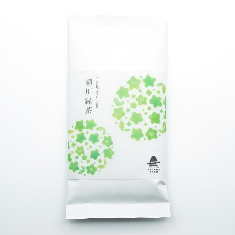 【令和3年 新茶】知覧茶 瀬川農園 緑茶 100グラム