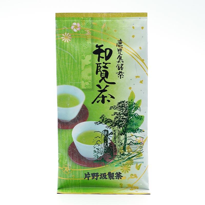 知覧茶 片野坂製茶 鹿児島銘茶 100グラム