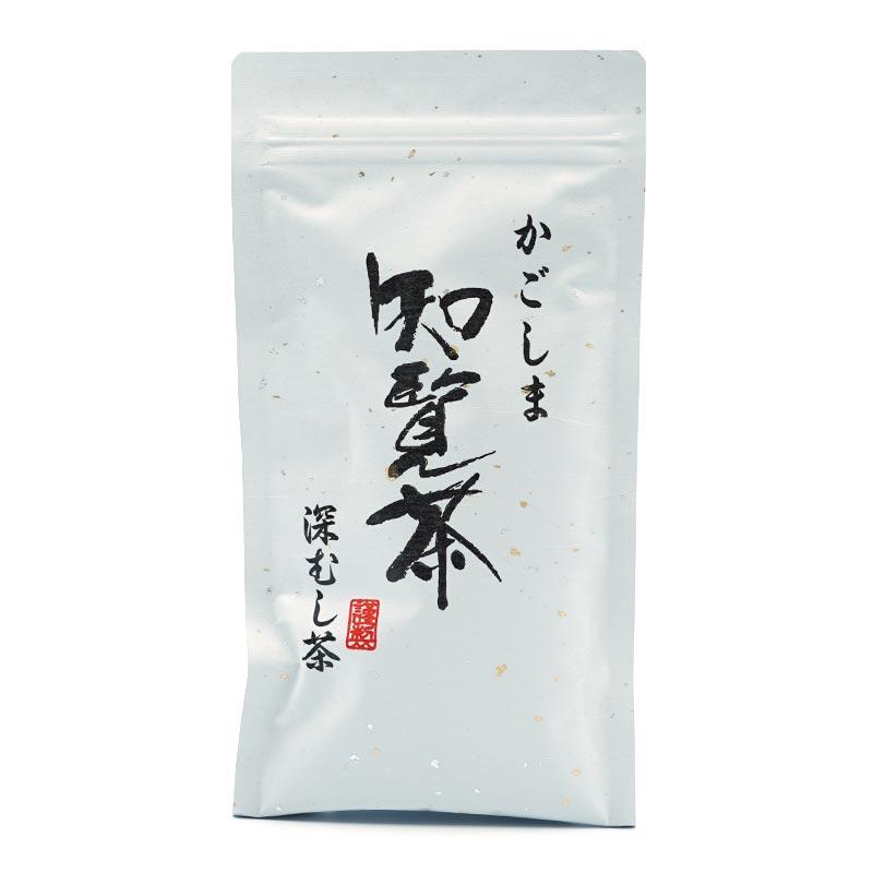 【令和3年 新茶】前原製茶 かごしま知覧茶深蒸し茶 100グラム