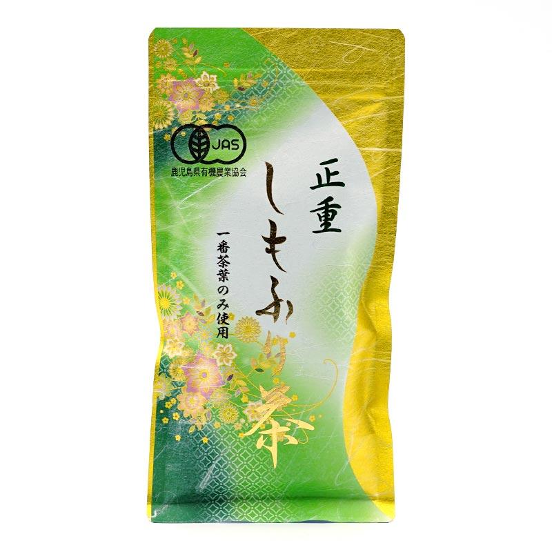 西崎泰志製茶工場 JASしもふり茶 100グラム