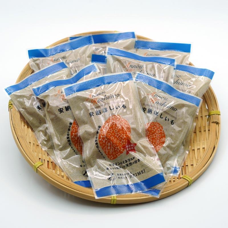 種子島 安納干し芋食べきりサイズ(お徳用)(30グラム×10袋)×1