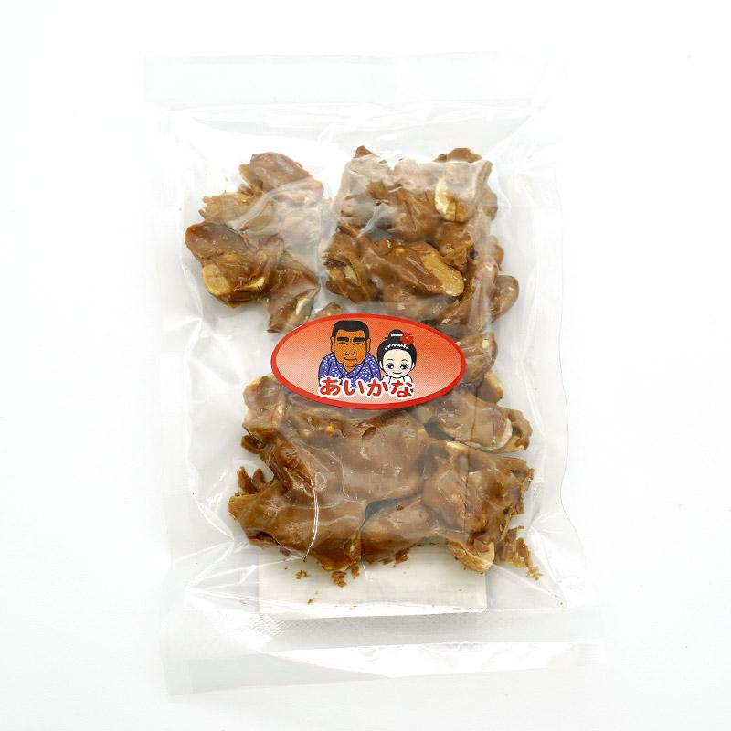 奄美大島 あいかな豆 キャラ 35グラム×10パック/送料込/レターパックプラス便