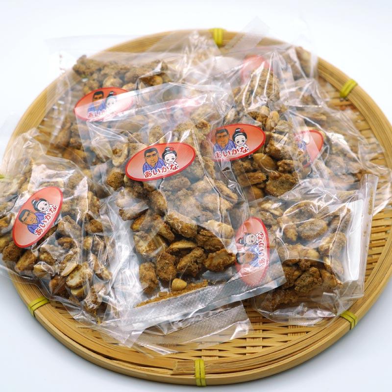 奄美大島 あいかな豆 35グラム×10パック/送料込/レターパックプラス便