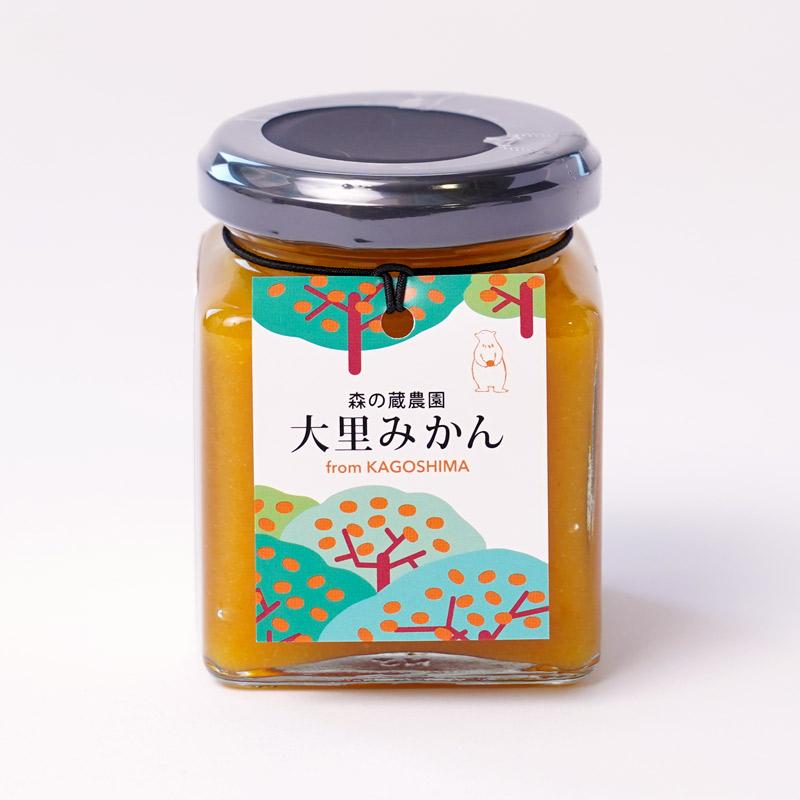 いちき串木野 大里みかんジャム 140グラム