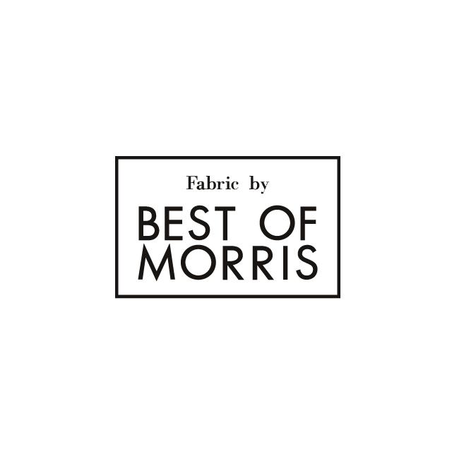 やまぶどうのショルダーバッグ <br> (二番皮/六つ編み取手/Fabric by BEST OF MORRIS/いちご泥棒/内布・ポケット) <br> (約)幅37×マチ13×本体中央高さ32cm <br> (約)ショルダー長さ54cm <br> (約)490g
