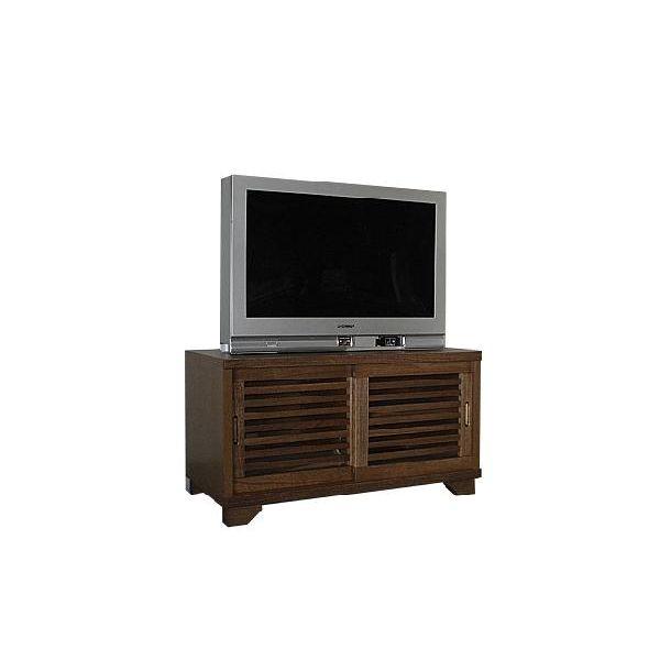 テレビボード TVボード テレビ台 和風 和室 幅90cm ライトブラウン 送料無料