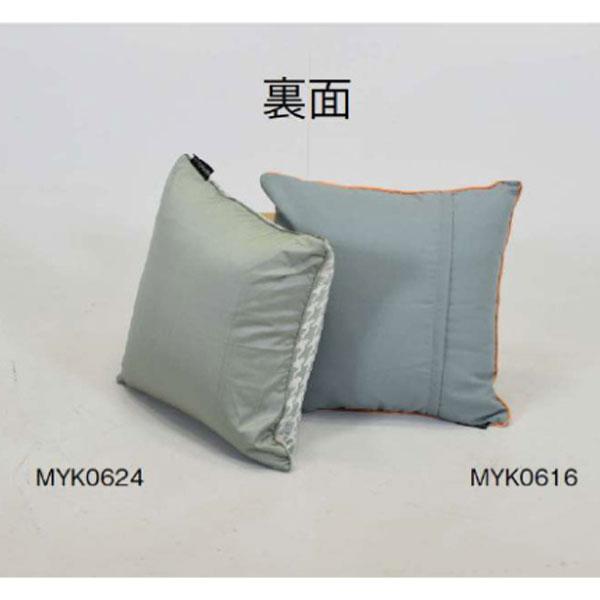 クッション単品2種類 おしゃれ和モダンソファクッション  正方形高級テキスタイルシンプル モダン  43×43cm myk0624-0616
