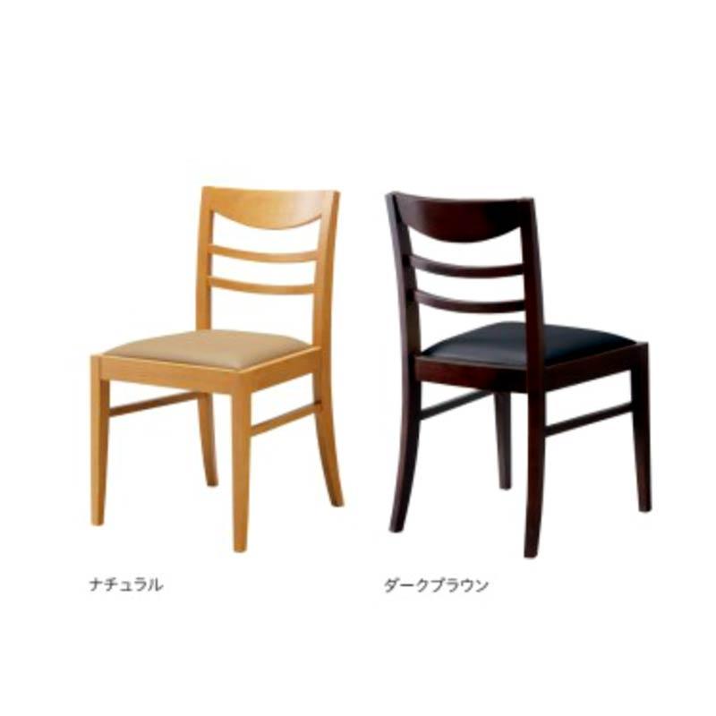 ダイニング チェア 和風飲食店 椅子 木製 シンプル業務用店舗用完成既製品色2種類 habity1