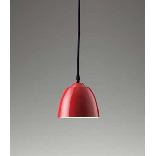 ペンダントランプ  天井照明 北欧 ミッドセンチュリーカフェインテリアランプ ペンダント照明レッド(ランプ別) ERP7210RB