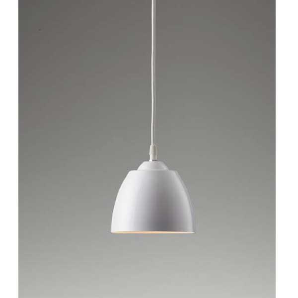 ペンダントライト 北欧 ミッドセンチュリー カフェ ランプ 照明 デザインランプホワイト(ランプ別)  ERP7210WB