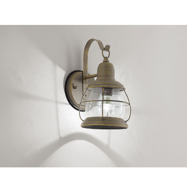 ブラケットライトランタン型 壁面照明 屋外用 球別 ERB6369XB