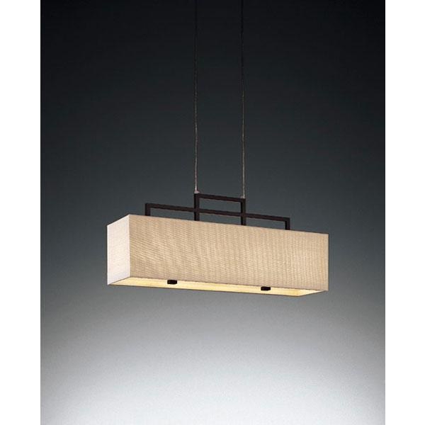 和風アジアン照明ペンダント麻セードハンドメイドスペイン製ペンダント照明ランプ別 XRP6026UB