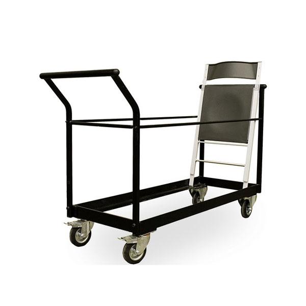 収納トロリー折りたたみ椅子Pocketチェア大容量専用カートイタリア輸入家具poketcart-pro