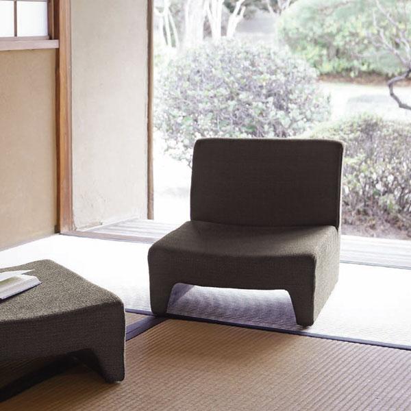 和座椅子背あり業務用家具座布団座いす業務用セミオーダーhana-2