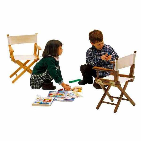 子供用ガーデンチェアー (コットン100)木製チェア 折りたたみチェアイタリア製regista-ban