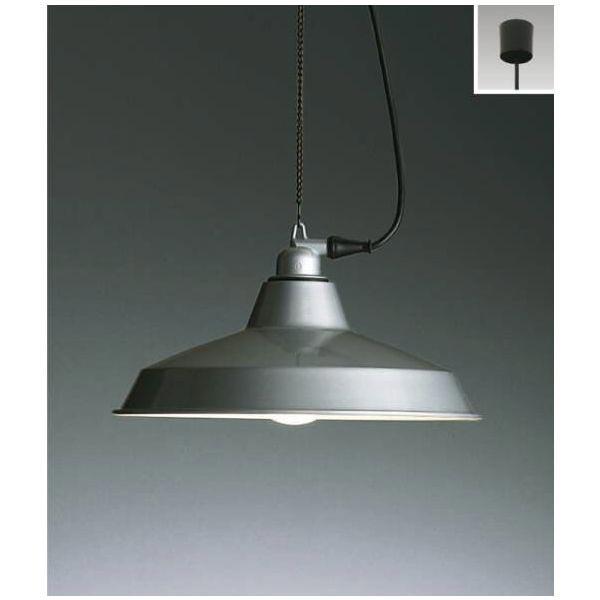 ナチュラルテイストシリーズペンダント照明カフェ照明CAFE メタリックシルバーLEDランプ 別 ERP7234SB