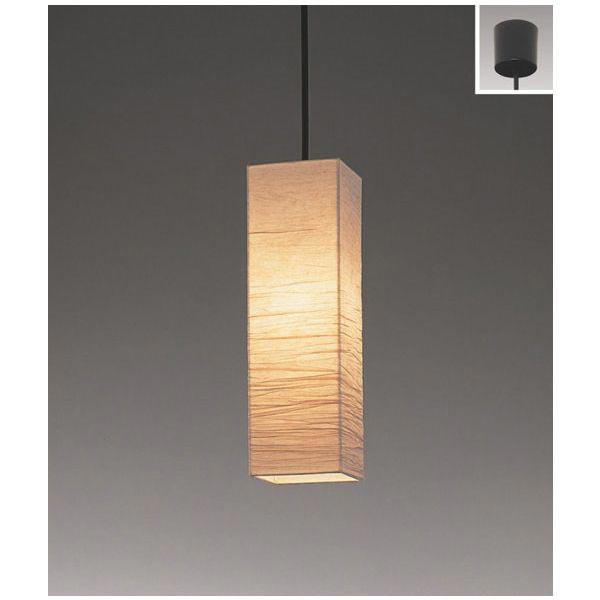 和風照明器具・ペンダントライト手作業 照明ランプ 美濃和紙 筒型照明 LEDランプ別 ERP7116NC