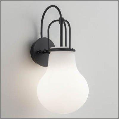ブラケットライト 照明モダンデザイン電球型スタイル(白)MB50398-48