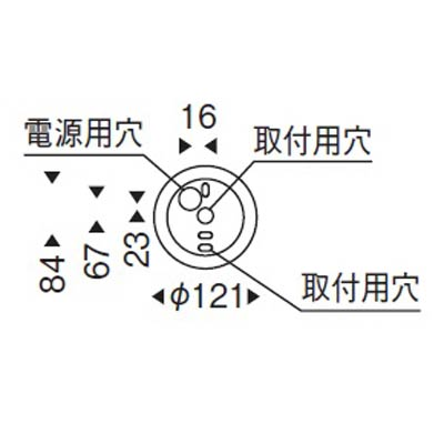 おしゃれ ペンダントライト 北欧 インダストリアル 照明 カフェ ガード付天井照明直径32cmブラック erp7441ba-rb657b