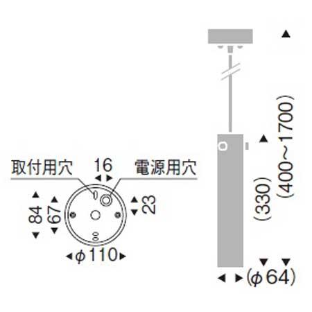 ネオクラシカルレトロ クラッシュ硝子アンバー色 ペンダントライト  天井照明 erp7176ub