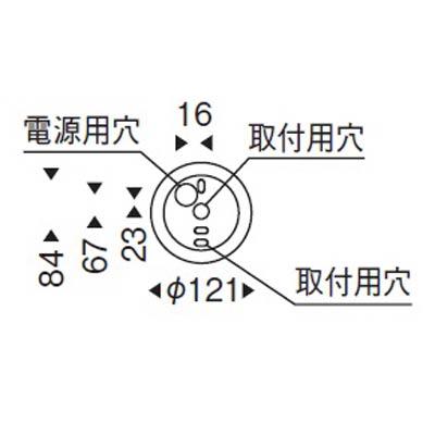 おしゃれ ペンダントライト 北欧 インダストリアル 照明 カフェ モダン 天井照明直径25cmホワイト erp7442wa