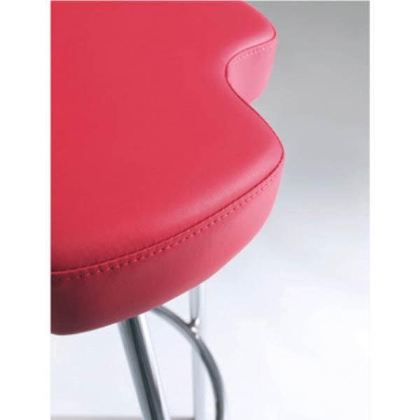 カウンターチェアカフェハイスタンドデザイナーズチェアイタリア製3色座高79cm muc0414